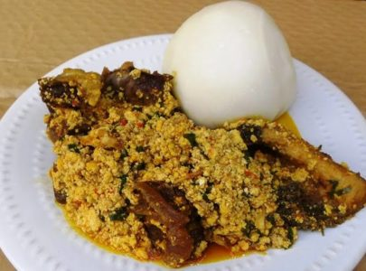 How To Make Ukwa Poundo